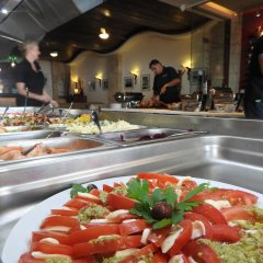 Hill View Restaurant & Apartments in Pissouri, Cyprus from 109$, photos, reviews - zenhotels.com meals photo 3