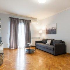 Апартаменты Syntagma Square Luxury Apartment Афины комната для гостей фото 2