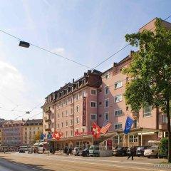 Отель Mercure Stoller Цюрих спортивное сооружение