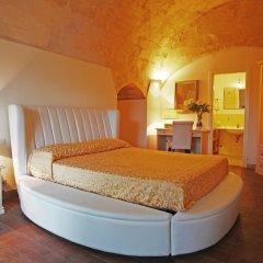 Отель Caveoso Матера комната для гостей фото 4