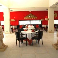 Отель Cesar Thalasso Тунис, Мидун - отзывы, цены и фото номеров - забронировать отель Cesar Thalasso онлайн питание фото 2