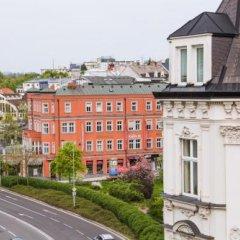 Отель Adria Чехия, Карловы Вары - 6 отзывов об отеле, цены и фото номеров - забронировать отель Adria онлайн фото 6