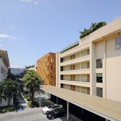 Отель Le Méridien Singapore, Sentosa парковка
