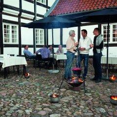 Haraldskær Sinatur Hotel & Konference питание фото 3
