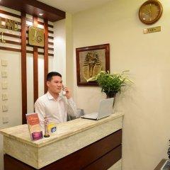 Отель Golden Land Hotel Вьетнам, Ханой - 1 отзыв об отеле, цены и фото номеров - забронировать отель Golden Land Hotel онлайн интерьер отеля