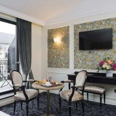 Hotel Saint Petersbourg Opera Париж гостиничный бар
