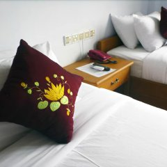 Golden Lotus Inle Hotel комната для гостей фото 2
