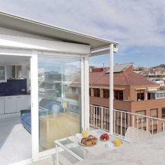 Апартаменты AinB Diagonal Francesc Macia Apartments балкон