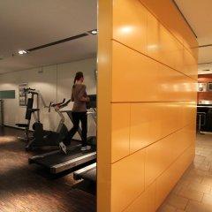 Отель Radisson Blu Hotel, Berlin Германия, Берлин - - забронировать отель Radisson Blu Hotel, Berlin, цены и фото номеров фитнесс-зал
