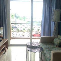 Отель Aitalay Condotel Jomtien Паттайя комната для гостей фото 5