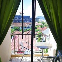 Отель G&B Guesthouse балкон фото 2