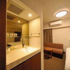 Отель Dormy Inn EXPRESS Meguro Aobadai Hot Spring Япония, Токио - отзывы, цены и фото номеров - забронировать отель Dormy Inn EXPRESS Meguro Aobadai Hot Spring онлайн ванная фото 2