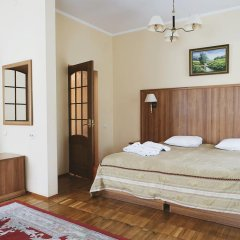 Гостиница Звездный в Туле отзывы, цены и фото номеров - забронировать гостиницу Звездный онлайн Тула комната для гостей фото 4