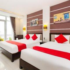 Отель Golden Palm Villa Вьетнам, Хойан - отзывы, цены и фото номеров - забронировать отель Golden Palm Villa онлайн комната для гостей фото 2
