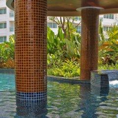 Отель Nova Gold Hotel Таиланд, Паттайя - 10 отзывов об отеле, цены и фото номеров - забронировать отель Nova Gold Hotel онлайн бассейн фото 2