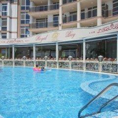 Отель Royal Bay Resort All Inclusive Болгария, Балчик - отзывы, цены и фото номеров - забронировать отель Royal Bay Resort All Inclusive онлайн бассейн фото 3