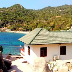 Отель Family Tanote Bay Resort Таиланд, Остров Тау - отзывы, цены и фото номеров - забронировать отель Family Tanote Bay Resort онлайн приотельная территория