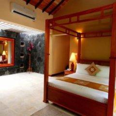 Отель Riverdale Eco Resort Шри-Ланка, Берувела - отзывы, цены и фото номеров - забронировать отель Riverdale Eco Resort онлайн комната для гостей фото 4