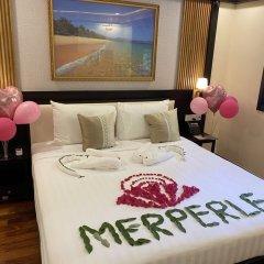 Отель MerPerle Hon Tam Resort Вьетнам, Нячанг - 2 отзыва об отеле, цены и фото номеров - забронировать отель MerPerle Hon Tam Resort онлайн комната для гостей фото 5
