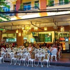 Отель Villa Cha Cha Rambuttri Бангкок питание фото 2