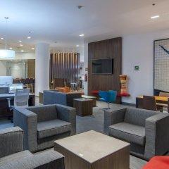 Отель Holiday Inn Express Puebla гостиничный бар