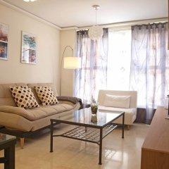 Отель ApartUP L'Umbracle Views Испания, Валенсия - отзывы, цены и фото номеров - забронировать отель ApartUP L'Umbracle Views онлайн комната для гостей фото 4