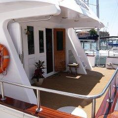 Отель Yacht Sarah Venezia балкон