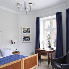 Отель Alexandra Дания, Копенгаген - отзывы, цены и фото номеров - забронировать отель Alexandra онлайн комната для гостей фото 6