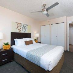 Отель West Coast Suites at UBC Канада, Аптаун - отзывы, цены и фото номеров - забронировать отель West Coast Suites at UBC онлайн комната для гостей фото 2