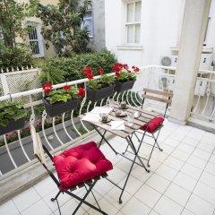 Miel Suites Турция, Стамбул - отзывы, цены и фото номеров - забронировать отель Miel Suites онлайн балкон