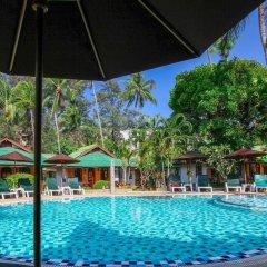 Отель Eden Bungalow Resort бассейн фото 2