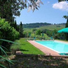 Отель Azienda Agricola Casa alle Vacche Италия, Сан-Джиминьяно - отзывы, цены и фото номеров - забронировать отель Azienda Agricola Casa alle Vacche онлайн бассейн фото 3
