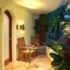 Villas Sacbe Condo Hotel and Beach Club Плая-дель-Кармен интерьер отеля
