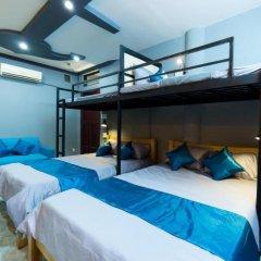 GoCo Hostel комната для гостей