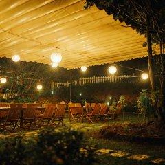 Отель Dalat Train Villa Далат бассейн