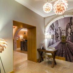 Отель behotelisboa сауна