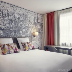 Отель Mercure Paris Tour Eiffel Grenelle комната для гостей фото 4