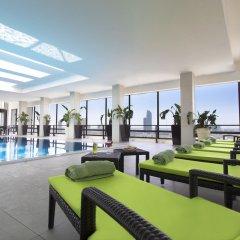 Отель Grand Palace Hotel Иордания, Амман - отзывы, цены и фото номеров - забронировать отель Grand Palace Hotel онлайн бассейн фото 2