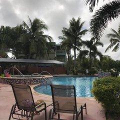 Отель Santa Fe Hotel США, Тамунинг - 4 отзыва об отеле, цены и фото номеров - забронировать отель Santa Fe Hotel онлайн бассейн фото 2