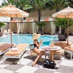 Отель The Plymouth South Beach бассейн фото 3