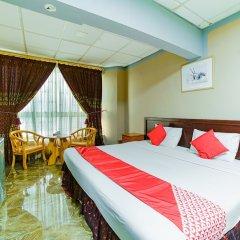 Отель Dana Al Buhairah Hotel ОАЭ, Шарджа - отзывы, цены и фото номеров - забронировать отель Dana Al Buhairah Hotel онлайн комната для гостей фото 4
