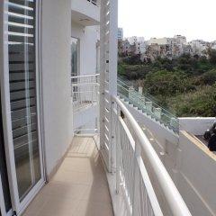 Апартаменты Eri Apartments 366 Сан Джулианс балкон