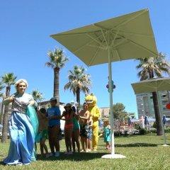 Adriatik Hotel Дуррес детские мероприятия фото 2