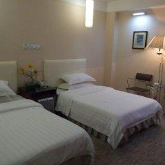 Отель Shenzhen Zhulin Hotel Китай, Шэньчжэнь - отзывы, цены и фото номеров - забронировать отель Shenzhen Zhulin Hotel онлайн комната для гостей фото 3