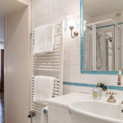 Отель Accademia Terrazza Италия, Венеция - отзывы, цены и фото номеров - забронировать отель Accademia Terrazza онлайн ванная фото 2