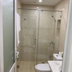 HK Apartment & Hotel Хайфон ванная