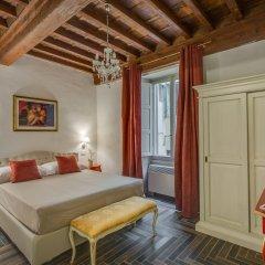 Отель Residenza D'Epoca Sant Anna Италия, Флоренция - отзывы, цены и фото номеров - забронировать отель Residenza D'Epoca Sant Anna онлайн комната для гостей фото 5