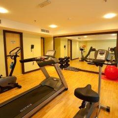Отель Citymax Hotel Sharjah ОАЭ, Шарджа - 2 отзыва об отеле, цены и фото номеров - забронировать отель Citymax Hotel Sharjah онлайн фитнесс-зал фото 4