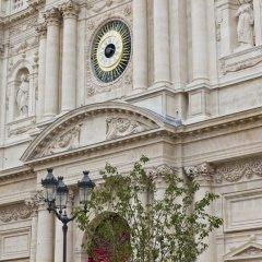 Hotel Emile Париж вид на фасад фото 4