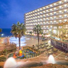 Отель Cala Font